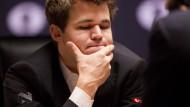 Es läuft derzeit nicht für Magnus Carlsen.