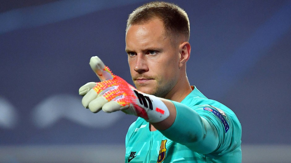 Deutscher Nationalspieler bei den Katalanen: Torhüter Marc-André ter Stegen