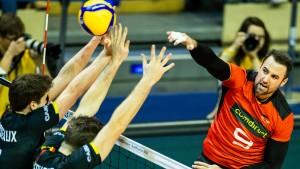 Der Dirk Nowitzki des Volleyballs