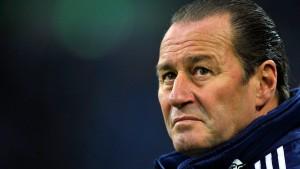 Schalke nun gegen Stevens