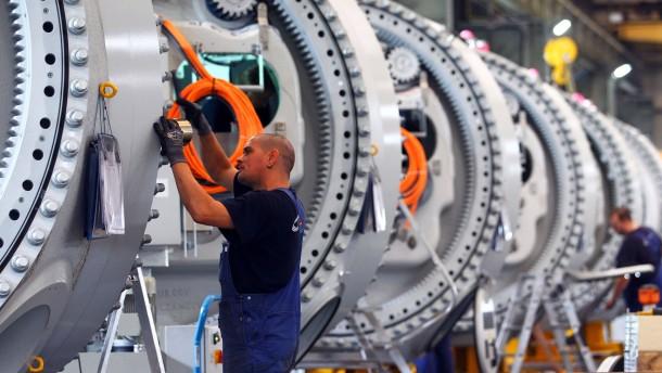 Im Schlussquartal 2013 soll das BIP um rund 1,25 Prozentpunkte höher ausfallen als im Schlussquartal