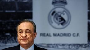 Präsident Florentino Pérez brauchte etwas, um die Gerüchte zu dementieren