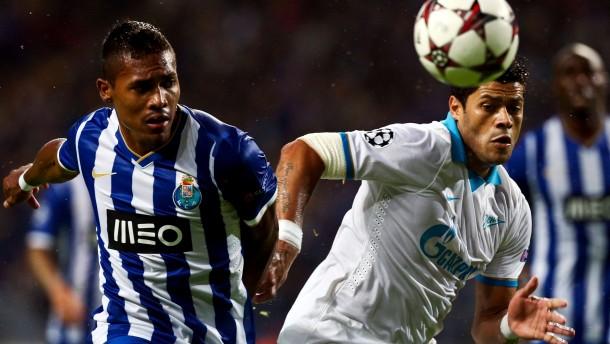 FC Porto vs Zenit