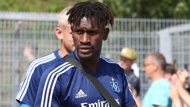 Anhörungsverfahren gegen HSV-Profi Jatta eröffnet