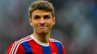 Ganz komisches Gefühl beim FC Bayern