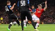 Manchester glänzt mit Schweinsteiger als Teilzeitkraft