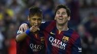 Noch mehr Geld für Neymar und Messi?