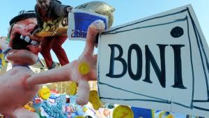 EU begrenzt Boni für Banker