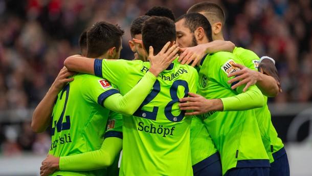 Schalke atmet auf