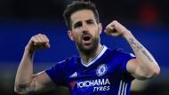 Chelsea lässt die Muskeln spielen