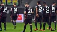 Eintracht chancenlos