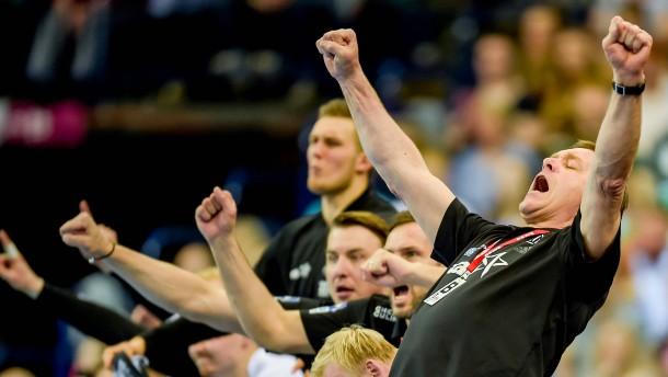 Auch der Handball streitet über den Videobeweis