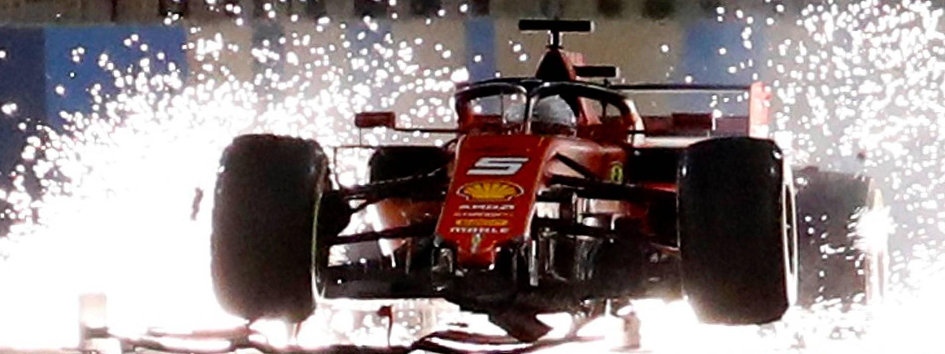 Ferrari und das ganz große Drama