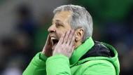 Schreck lass nach: Trainer Favre und seine Gladbacher bekommen es mit Sevilla zu tun