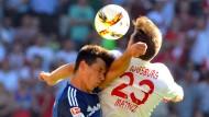 Augsburg gegen Ingolstadt ist kein Spiel für Fußball-Ästheten