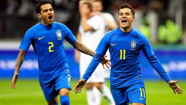 Wie Tite die Brasilianer wieder erfolgreich machte