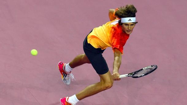 Eine neue Macht im deutschen Tennis