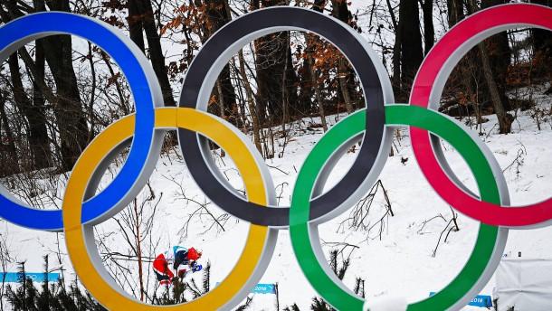 Wer braucht Zuschauer bei Olympia?