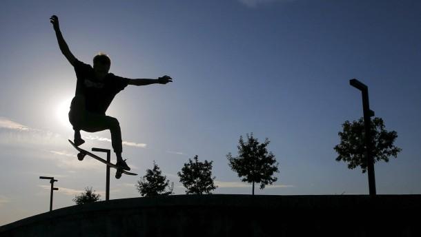 """""""Skateboarden braucht Olympia nicht"""""""