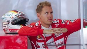 Vettel fürchtet nächste böse Überraschung