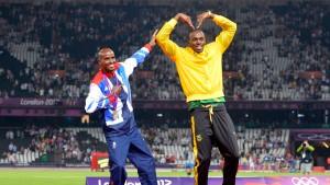 Drittes Bolt-Gold mit Weltrekord