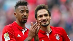 """Die Bayern sind """"heiß wie Frittenfett"""""""