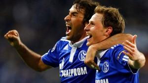 Schalke 04 schlägt Inter auch ein zweites Mal