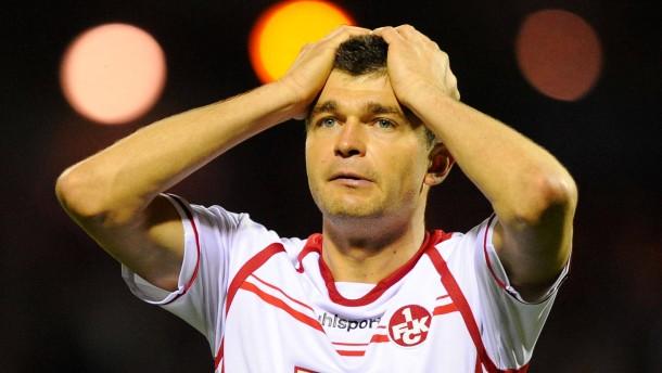 Kaiserslautern verschenkt zwei Punkte