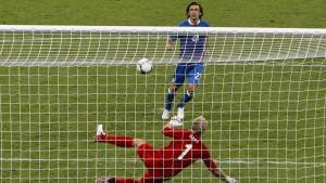 Uefa testet neues Format beim Elfmeterschießen