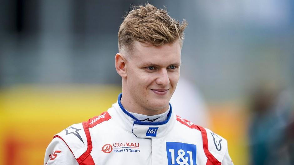 Saison Nummer zwei für Haas: Mick Schumacher verlängert seinen Vertrag.
