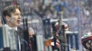 """Uwe Krupp, Trainer der Berliner, bleibt cool: """"Jedes Spiel beginnt bei null"""""""