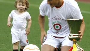 """Goldener Schuh"" für Francesco Totti"