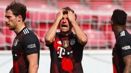 Mainz verhindert die Münchner Meisterfeier