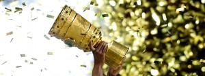 Der Weg zum Pokal ist noch weit: Jetzt steht erst das Achtelfinale an