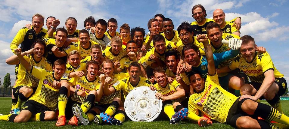 Wie Oft War Dortmund Deutscher Meister