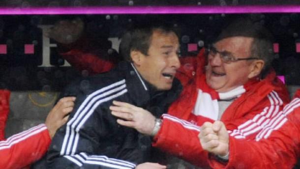 Hertha baut Vorsprung aus - Sieg für Klinsmann
