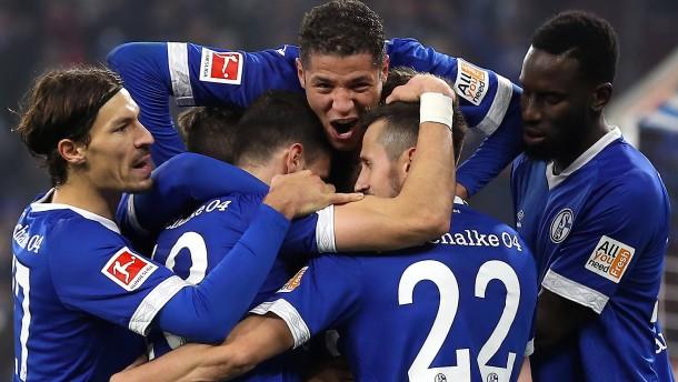 Schalke kann doch noch Tore schießen