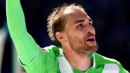 Wolfsburg erreicht Champions League und holt Kruse