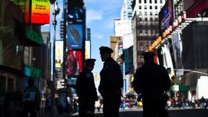 Mutmaßliche Bombenleger wollten nach New York