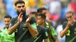 Australien hält sich im Turnier