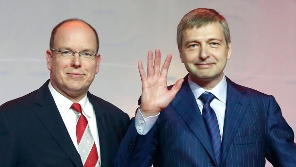 Streit um Steuervorteile des AS Monaco spitzt sich zu