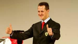 Neue Dienstwagen für die Schumachers