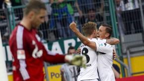 1:4 in Gladbach: Schalke wird gedemütigt