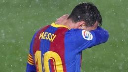Der letzte Clásico des Lionel Messi?