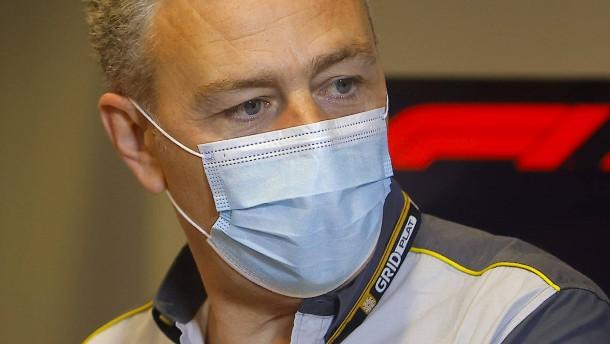 Der Druckspezialist in der Formel 1