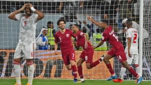 Qatar steht im Finale