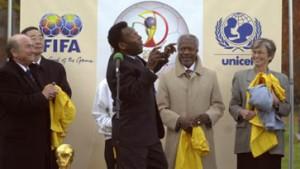 Skandal um Pele: Unicef-Gelder unterschlagen
