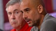 Auch den Bayern drohen schwere Gegner