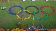 Außer Spesen nichts gewesen: Hamburg bleibt auf Olympia-Kosten sitzen