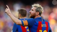 Barcelona-Gala mit Messi und Suarez